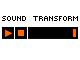 Control sound volume