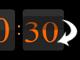 Flip Clock before digital