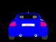 3d projection car