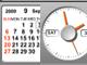 Flash Clock and Calendar