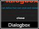 Dialogbox