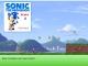 sonic the hedge hog - basic character control