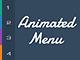 Animated Menu